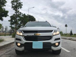 Bán Chevrolet Colorado High Country 2016, full option, máy đâu, 2 cầu, màu trắng