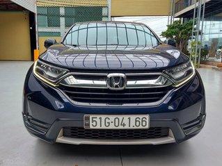 Honda CRV G 1.5 Turbo đk lần đầu 2018, nhập Thái, biển TP, gia đình sử dụng, lên hơn 30tr đồ chơi. Có trả góp
