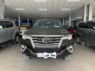 Bán xe Toyota Fortuner 2.4G 4x2 AT 2019, màu nâu