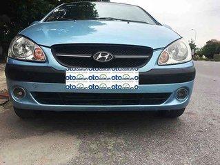 Bán Hyundai Getz 1.1 MT đời 2009, màu xanh lam, nhập khẩu nguyên chiếc