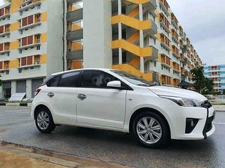 Bán Toyota Yaris 2015, màu trắng, nhập khẩu