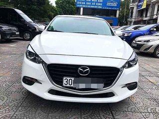 Bán ô tô Mazda 3 sản xuất 2017, màu trắng