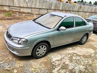 Cần bán Nissan Sunny 1.6 Saloor EX đời 2000, màu bạc, nhập khẩu nguyên chiếc