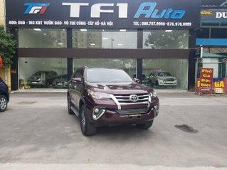 Bán Toyota Fortuner, máy xăng, một cầu, xe nhập khẩu, sản xuất 2017