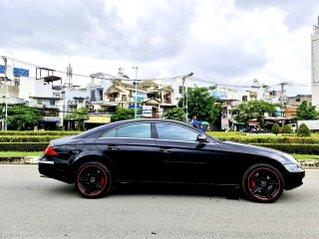 Mercedes CLS 500 nhập đức 2007 màu  đen