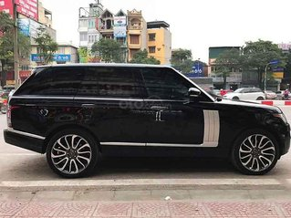Xe LandRover Range Rover AT đời 2011, màu đen, nhập khẩu