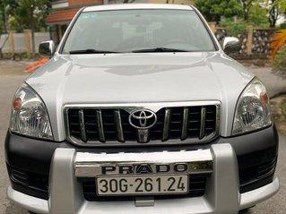 Bán ô tô Toyota Prado GX 3.0 MT, đời 2006, số tay máy dầu, nhập Nhật 2 cầu, chính chủ, xe đại sứ quán Nhật