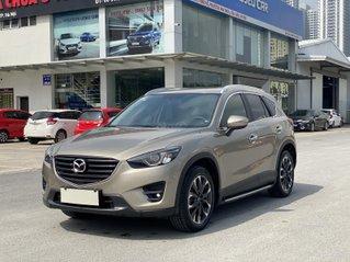 Cần bán xe Mazda CX 5 SX 2016 màu vàng cát, đi 40 000km