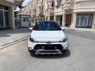 Cần bán gấp Hyundai i20 Active năm 2016, màu trắng, xe gia đình, giá 458 triệu đồng