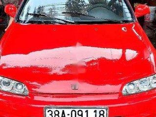 Bán Honda Civic sản xuất năm 1995, màu đỏ, xe nhập