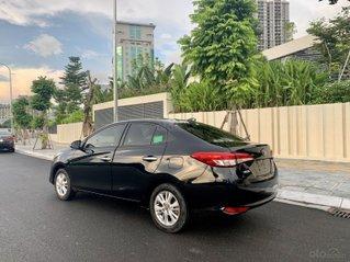 Cần bán xe Toyota Vios SX 2019, màu đen, đi 15000km chuẩn zin