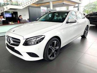 Khuyến mãi Mercedes C180 sản xuất 2020, thông số kỹ thuật, hình ảnh, màu sắc, giá lăn bánh tháng 10/2020