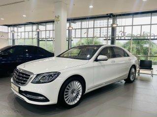 S-Class xe Mercedes S450 2020 mâm mới, thông số, giá lăn bánh, khuyến mãi (tháng 10/2020)