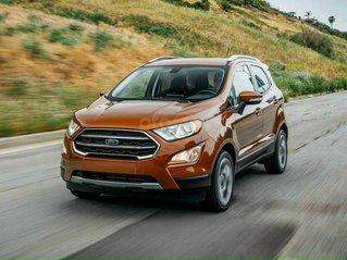 Ford Ecosport 2020 mới khuyến mãi hấp dẫn