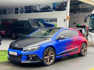 Cần bán lại xe Volkswagen Scirocco model 2010, màu xanh lam, xe gia đình giá tốt 459 triệu đồng