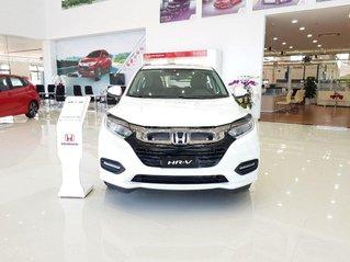 Bán xe Honda HR V năm sản xuất 2020, màu trắng