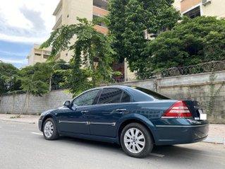 Bán Ford Mondeo 2.5 số tự động đời 2004, màu xanh xe zin nguyên thủy rất đẹp như hình, hàng full đủ đồ