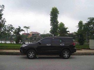 Bán Toyota Fortuner sản xuất 2017, màu đen, nhập khẩu