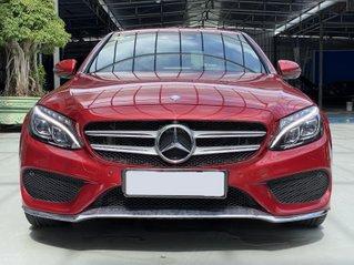 Mercedes C300 AMG sản xuất 2017, đăng ký lần đầu 2018, xe gia đình sử dụng, chạy 20.000km, bao test hãng, có trả góp