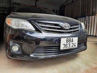 Bán ô tô Toyota Corolla Altis năm 2014, màu đen, chính chủ
