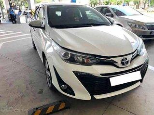 Bán xe Toyota Yaris năm sản xuất 2019, màu trắng, nhập khẩu