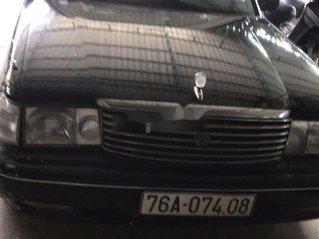 Cần bán Toyota Crown năm sản xuất 1991, màu đen, nhập khẩu