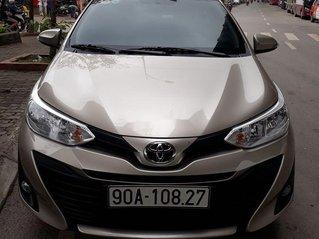 Cần bán lại xe Toyota Vios năm sản xuất 2020 ít sử dụng, giá thấp