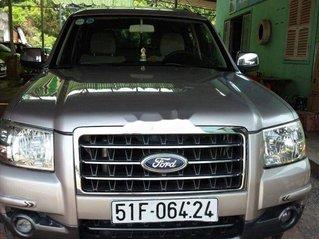 Bán xe Ford Everest sản xuất 2008, xe giá thấp, còn mới, động cơ ổn định