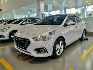 Bán Hyundai Accent 1.4AT bản tiêu chuẩn sản xuất 2020, xe giá thấp, giao nhanh