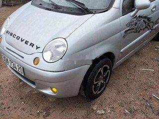Bán ô tô Daewoo Matiz sản xuất năm 2005, màu bạc, nhập khẩu, giá tốt