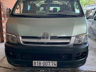 Bán Toyota Hiace sản xuất 2007, xe nhập, giá tốt