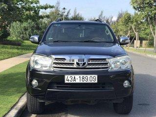 Bán Toyota Fortuner sản xuất 2009 giá cạnh tranh, giá thấp, động cơ ổn định