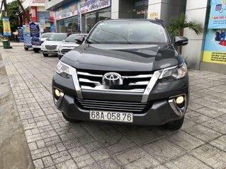 Bán Toyota Fortuner năm sản xuất 2016, màu xám, xe nhập