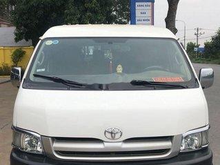Cần bán lại xe Toyota Hiace năm sản xuất 2007, màu trắng, xe nhập