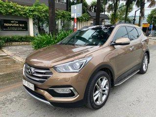 Cần bán Hyundai Santa Fe, giá thấp, động cơ ổn định giá mềm