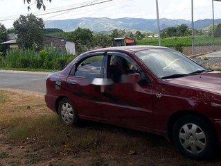 Cần bán xe Daewoo Lanos sản xuất năm 2004, màu đỏ