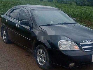 Bán Daewoo Lacetti năm sản xuất 2009, chính chủ sử dụng xe màu đen