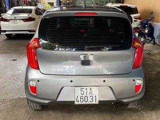 Bán ô tô Kia Picanto năm 2013, màu bạc