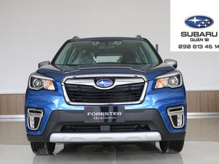 Subaru Forester i-S Eyesight xanh dương