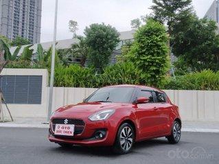 Suzuki Swift 1.2GLX 2019, màu đỏ, nhập khẩu