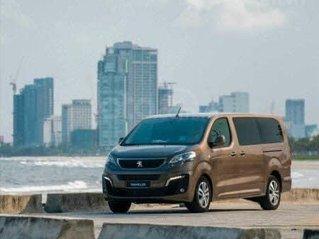 Cần bán gấp với giá ưu đãi nhất chiếc Peugeot Traveller Luxury đời 2020, giao nhanh toàn quốc