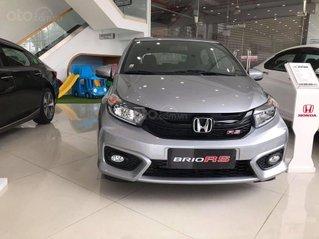 Ưu đãi giảm giá sâu với chiếc Honda Brio RS đời 2020, giao nhanh toàn quốc