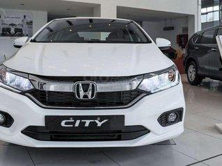 Cần bán nhanh với giá thấp chiếc Honda City CVT đời 2020, sẵn xe, giao nhanh toàn quốc