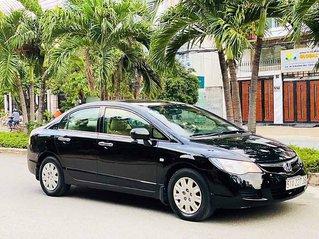 Cần bán Honda Civic 1.8 MT năm 2009, màu đen, xe nhập chính chủ, giá 279tr