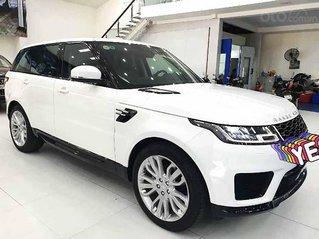 Bán LandRover Range Rover sản xuất năm 2019, màu trắng, xe nhập