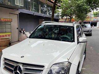 Cần bán lại xe Mercedes GLK 300 năm 2009, màu trắng, chính chủ