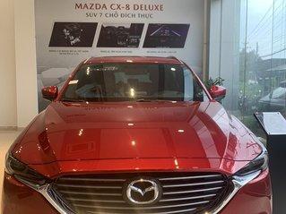 Mazda CX8 2020 - ưu đãi trong tháng - giá chỉ từ 999tr - trả trước 20% nhận xe về nhà