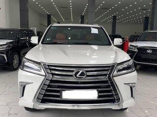 Bán Lexus LX 570, sản xuất 2016, đăng ký 2018, xe đi cực ít, siêu mới