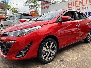 Bán Toyota Yaris sản xuất 2019, màu đỏ, nhập khẩu