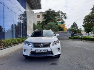 Bán Lexus RX350 V6 3.5 sản xuất 2013, đăng ký lần đầu 2014, màu trắng, nhập khẩu